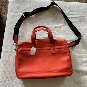 Coach Briefcase/Computer Bag